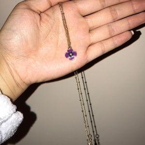vera bradley necklace